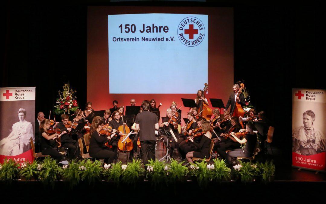 """Festakt """"150 Jahre DRK"""" in Neuwied"""